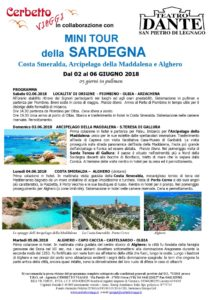 thumbnail of Tour Sardegna