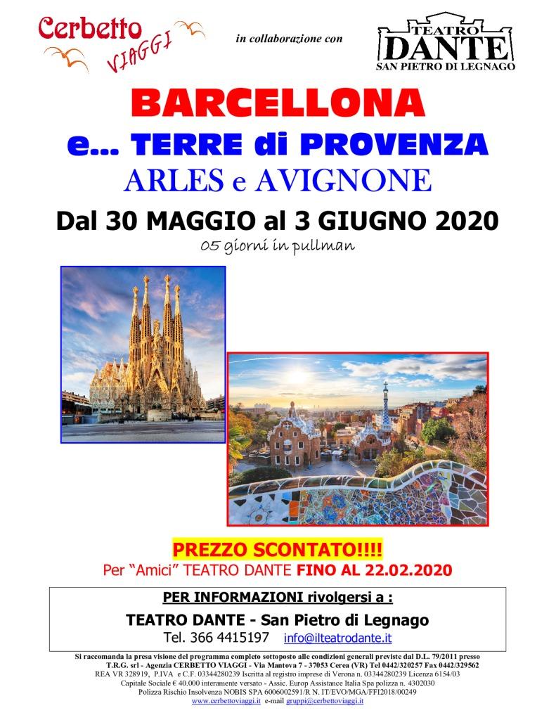 Barcellona e terre di provenza