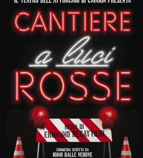 Cantiere a luci rosse